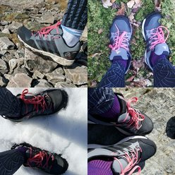 Gear Review: Adidas Kanadia 7 TR GTX Trail Running Shoe - BeGirlPowered